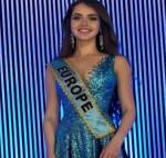 Мария Василевич вернулась в Беларусь с титулом «Мисс мира Европа»