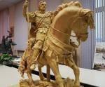 В центре столицы поставят большой памятник князю Глебу Менскому. Вот каким он будет