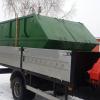 Бункер-накопитель 8-12 м3 для крупногабаритного мусора