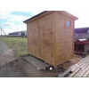 Хозяйственный блок под заказ душ, туалет и хозблок