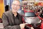 Начальник отдела маркетинга Hyundai в США Дин Эванс