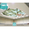 Нанесение изображения на потолочные панели и потолок арм