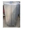 Емкость нержавеющая, новая, объем — 3,8 куб.м.,вертикаль